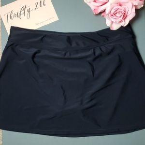 XXXL | Black Swimskirt